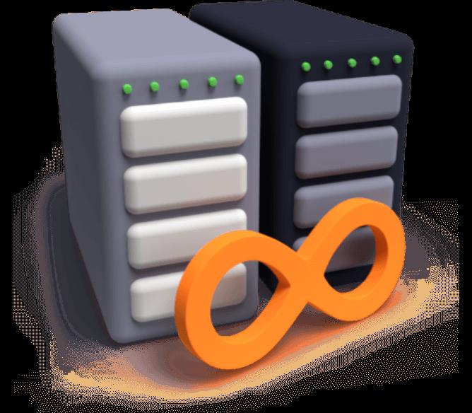 Unlimited data VPN