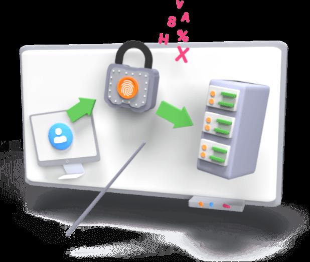 解释 vpn 加密