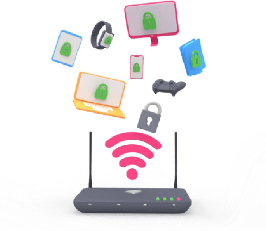 Avantages d'un routeur VPN