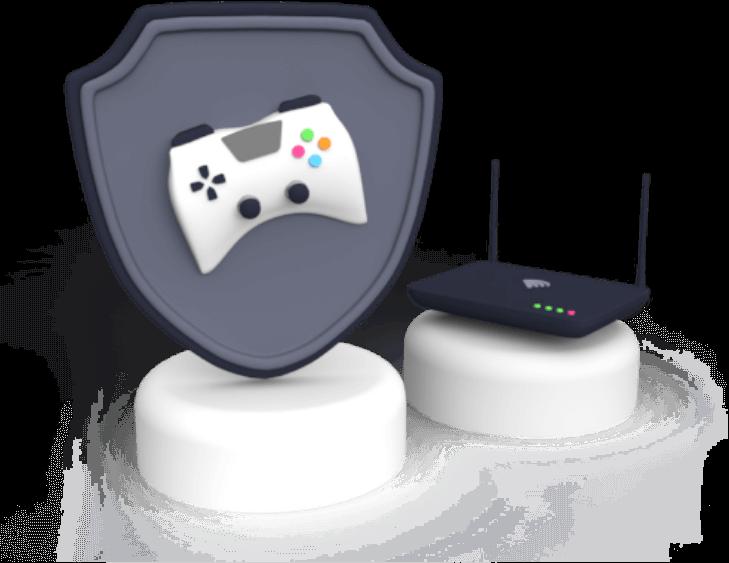 VPN-bescherming voor gamers