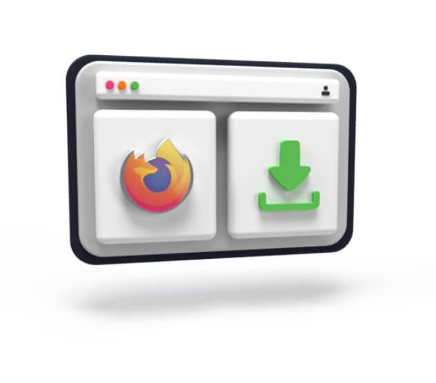 파이어폭스용 PIA VPN 다운로드