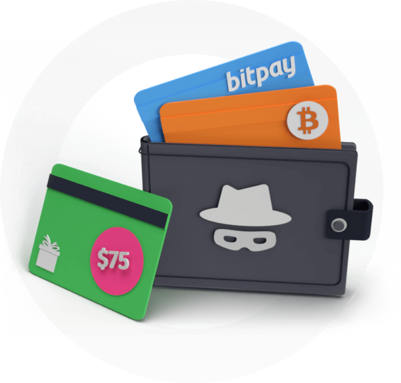 pay with bitcoin and crypto